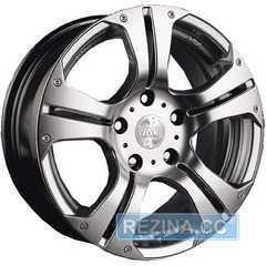 RW (RACING WHEELS) H-259 BK-F/P - rezina.cc