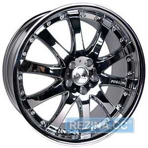 Купить RW (RACING WHEELS) H-332 (chrome) R18 W8 PCD5x112 ET45 DIA73.1