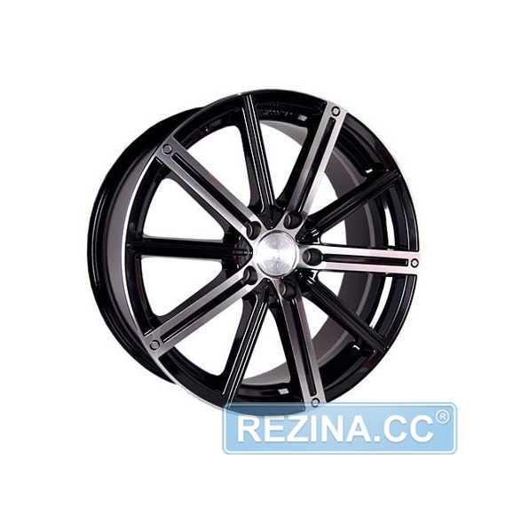 RW (RACING WHEELS) H-385 BK/FP - rezina.cc