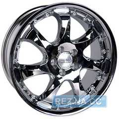 RW (RACING WHEELS) H-371 CHROME - rezina.cc