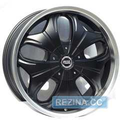 Купить RW (RACING WHEELS) H-377 DB-P R20 W8.5 PCD6x139.7 ET15 DIA110.5