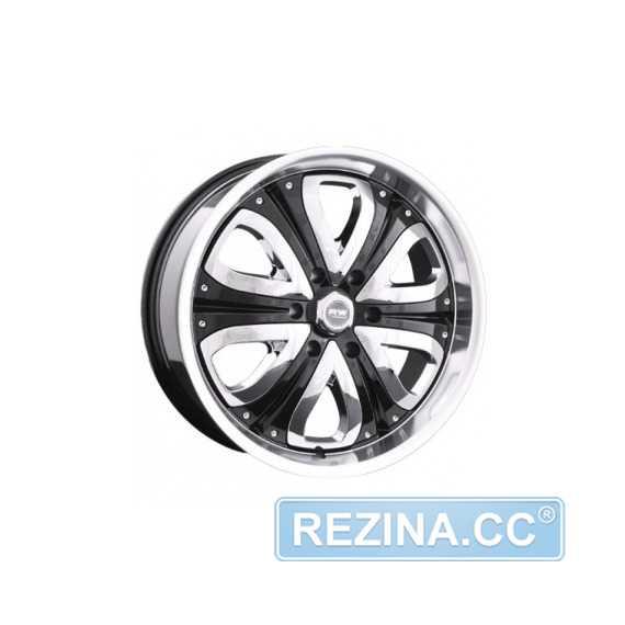 Купить RW (RACING WHEELS) H-383 DB/CW-P R20 W8.5 PCD6x139.7 ET15 DIA110,5/108,2