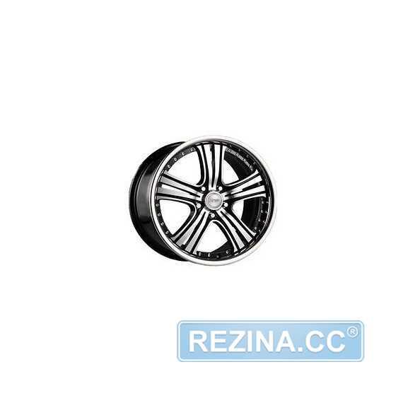 RW (RACING WHEELS) H-434 BK/FP - rezina.cc