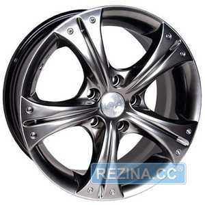 Купить RW (RACING WHEELS) H-253 HPT R14 W6 PCD4x98 ET38 DIA58.6