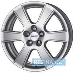 Купить ALUTEC ENERGY Silver R15 W6 PCD5x118 ET50 DIA71.1