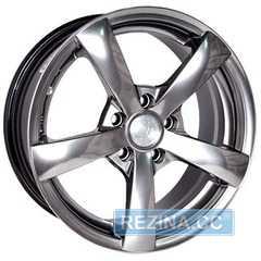 Купить RW (RACING WHEELS) H-337 HPT R14 W6 PCD4x114.3 ET38 DIA67.1