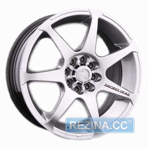 Купить RW (RACING WHEELS) H-117 HS R16 W_ PCD10x110/114 ET40 DIA73.1