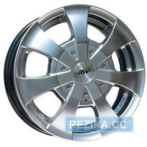 Купить RW (RACING WHEELS) H-216 HS R14 W_ PCD8x98/100 ET35 DIA67.1