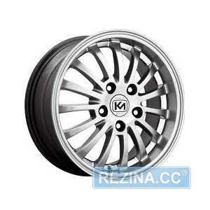 Купить KORMETAL KM 375 S R15 W6.5 PCD5x100 ET35 DIA67.1