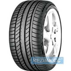 Купить Летняя шина CONTINENTAL ContiSportContact 205/55R16 91W
