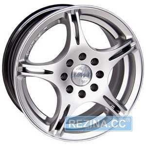 Купить RW (RACING WHEELS) H-193 HS R13 W5.5 PCD4x98 ET35 DIA58.6