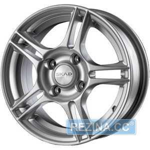Купить RW (RACING WHEELS) H-423 BK-F/P R16 W7 PCD4x108 ET40 DIA67.1
