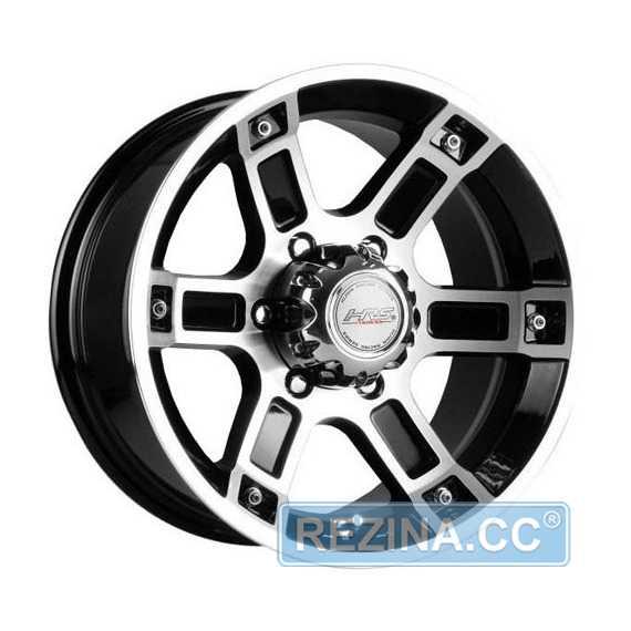 RW (RACING WHEELS) H-468 BK-F/P - rezina.cc