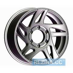 Купить RW (RACING WHEELS) H-417 HS R16 W8 PCD5x139.7 ET10 DIA108.2