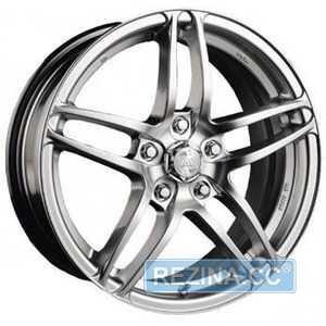 Купить RW (RACING WHEELS) H-109 HS R15 W6.5 PCD5x112 ET40 DIA66.6