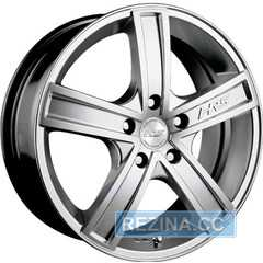 Купить RW (RACING WHEELS) H-412 GM/FP R15 W6.5 PCD5x112 ET35 DIA66.6