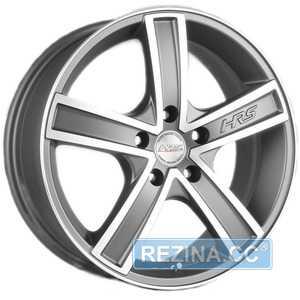 Купить RW (RACING WHEELS) H 412 DDNFP R18 PCD5x112 ET38 DIA67.1