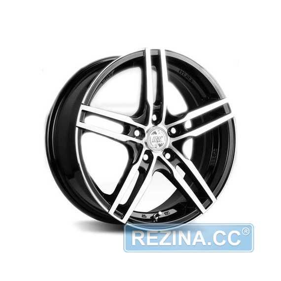RW (RACING WHEELS) H 534 BKFP - rezina.cc