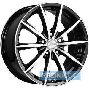 Купить RW (RACING WHEELS) H 536 BKFP R15 W6.5 PCD5x114.3 ET40 DIA67.1