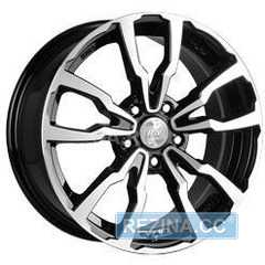 RW (RACING WHEELS) H 497 BKFP - rezina.cc