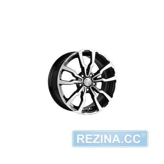 RW (RACING WHEELS) H 497 BKFP - rezina.cc