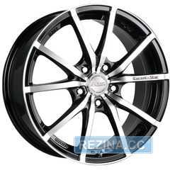 Купить RW (RACING WHEELS) H501 BK F/P R17 W7 PCD5x114.3 ET45 DIA67.1