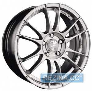 Купить RW (RACING WHEELS) H-333 HS R13 W5.5 PCD4x100 ET38 DIA67.1