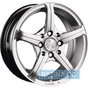 Купить RW (RACING WHEELS) H-232 HS R13 W5.5 PCD4x100 ET38 DIA67.1