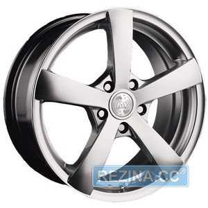 Купить RW (RACING WHEELS) H-337 HS R14 W6 PCD5x100 ET38 DIA67.1