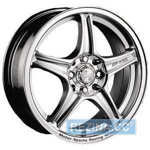 Купить RW (RACING WHEELS) H-126 HS R14 W6 PCD4x100 ET38 DIA67.1