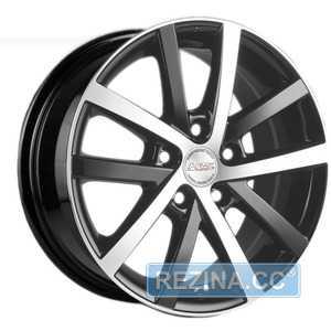 Купить RW (RACING WHEELS) H-565 BK F/P R16 W7 PCD5x100 ET40 DIA73.1