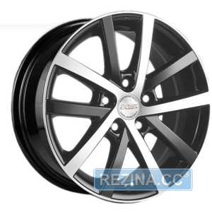 Купить RW (RACING WHEELS) H-565 BK F/P R16 W7 PCD5x114.3 ET40 DIA73.1