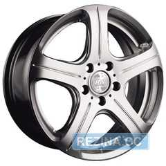 Купить RW (RACING WHEELS) H-300 HS R18 W8 PCD5x112 ET38 DIA66.6