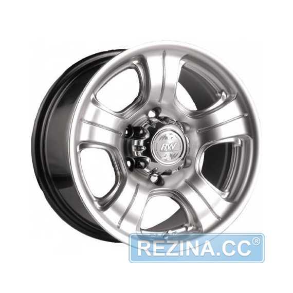 RW (RACING WHEELS) H-338 HPT - rezina.cc