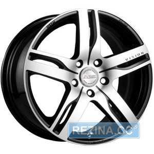 Купить RW (RACING WHEELS) H-459 BK-F/P R15 W6.5 PCD4x114.3 ET40 DIA67.1
