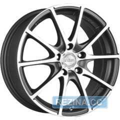Купить RW (RACING WHEELS) H 490 DDNFP R14 W6 PCD4x114.3 ET38 DIA67.1