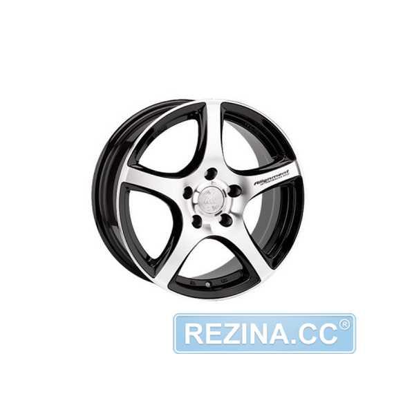 RW (RACING WHEELS) H531 BKFP - rezina.cc