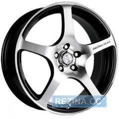 RW (RACING WHEELS) H531 BKF/P - rezina.cc