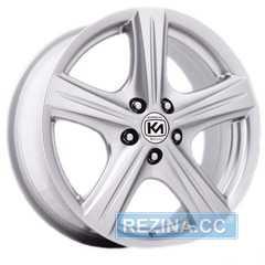 Купить KORMETAL KM 245 S R15 W6.5 PCD4x114.3 ET40 DIA67.1