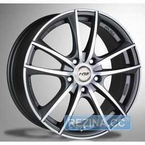 Купить RW (RACING WHEELS) H 505 DDN-F/P R15 W6.5 PCD4x114.3 ET40 DIA67.1