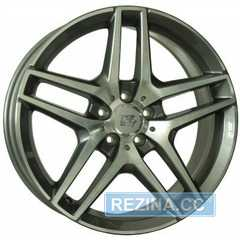 Купить WSP ITALY ENEA W771 ANTHRACITE POLISHED R19 W9.5 PCD5x112 ET43 DIA66.6