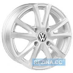 Купить REPLICA Skoda JT 2036 Silver R15 W6 PCD5x100 ET38 DIA57.1