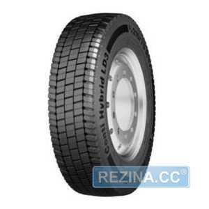 Купить CONTINENTAL Conti Hybrid LD3 (ведущая) 225/75R17.5 129/127M