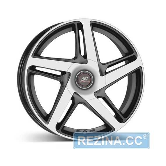 Купить AEZ AirBlade Black matt/polished R18 W8 PCD5x112 ET35 DIA70.1