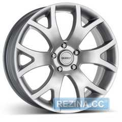 Купить DEZENT O silver R17 W7.5 PCD5x130 ET43 DIA84.1