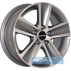 Купить ZY 461 EP R14 W6 PCD5x100 ET43 DIA57.1
