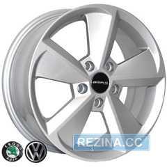 Купить ZW D5113 S R16 W6.5 PCD5x112 ET50 DIA57.1