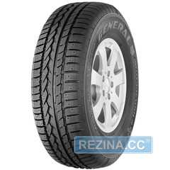 Зимняя шина GENERAL TIRE Snow Grabber - rezina.cc