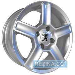 Купить RZT 54603 S R15 W6.5 PCD4x108 ET25 DIA65.1