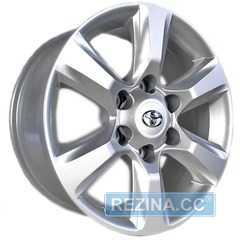 Купить RZT 61086 S R17 W7.5 PCD6x139.7 ET30 DIA106.1